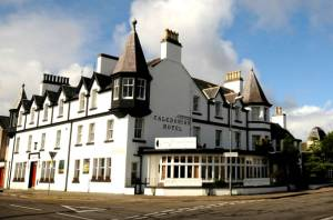 2 Nights for the Price of 1 at The Caledonian Hotel Image