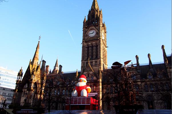 Manchester Christmas Market Break Image