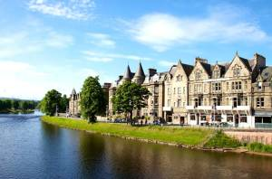 2 Nights for the Price of 1 at the Columba Hotel Image