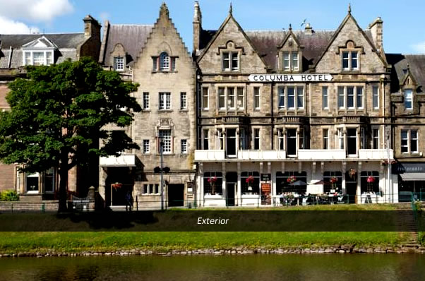 The Columba Hotel