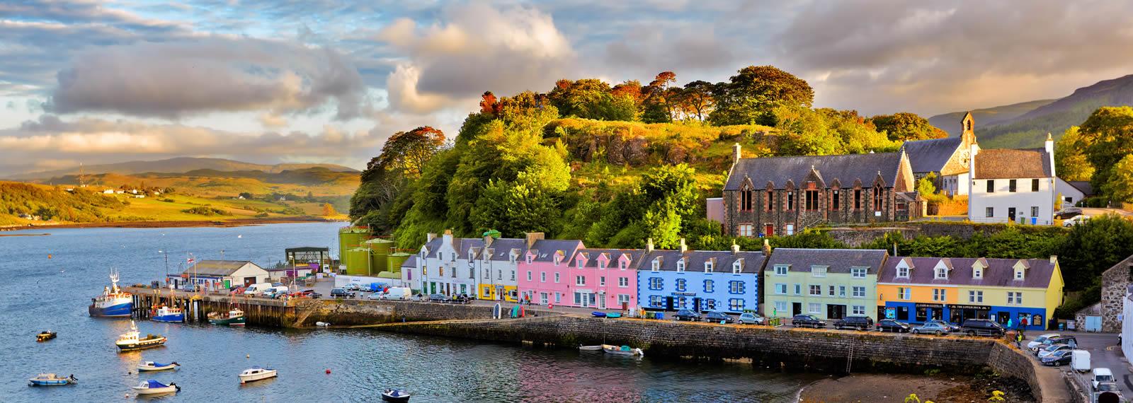 Broadford, Isle Of Skye