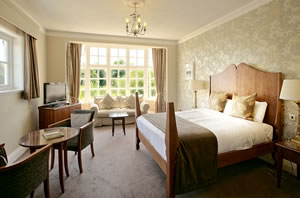 Grovefield House Hotel Suite Image