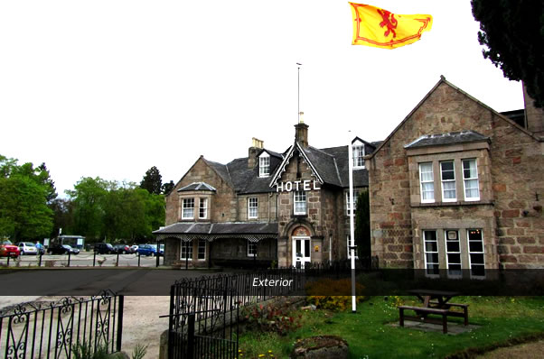 The Huntly Arms