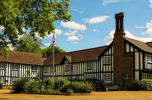 2 Nights for the Price of 1 at Lenwade House Hotel Image