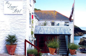 2 Nights for the Price of 1 at The Lugger Image