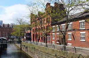 Canal District, Manchester